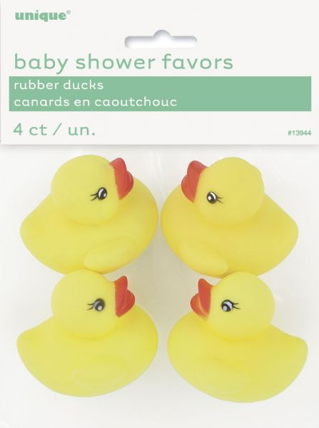 Baby Shower Rubber Duck Favours (4)